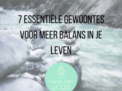 balans in je leven