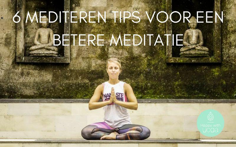 mediteren tips