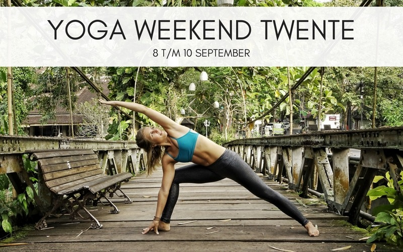 Yoga weekend Twente