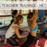 Yoga Teacher Training: Het begin