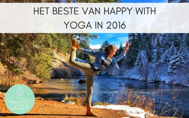 het beste van happy with yoga in 2016