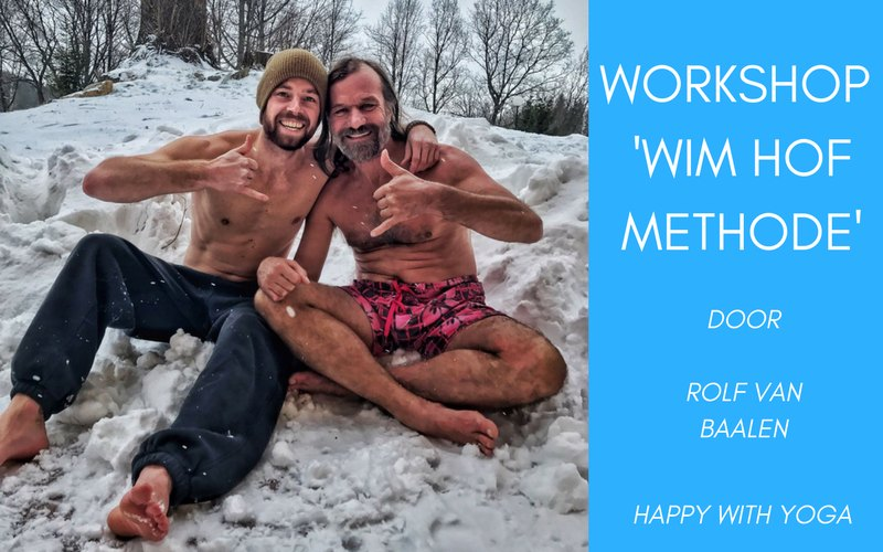 wim hof methode workshop