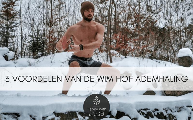 voordelen Wim Hof ademhaling