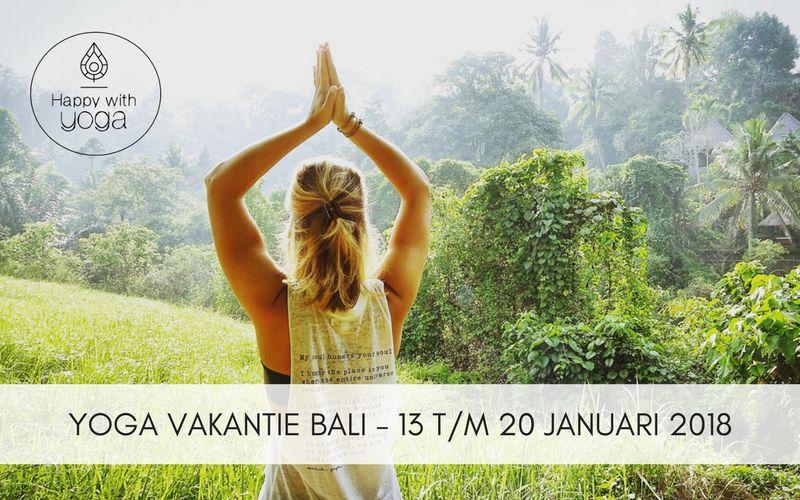 Yoga vakantie Bali