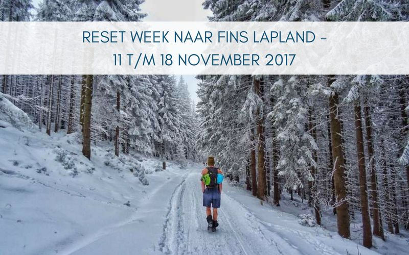 Wim Hof Methode reis Fins Lapland