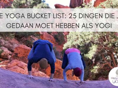 yoga bucket list
