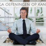 8 Yoga oefeningen op kantoor