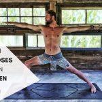 6 Typen Yoga poses en hun effecten