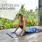 8 Yoga oefeningen bij vermoeidheid