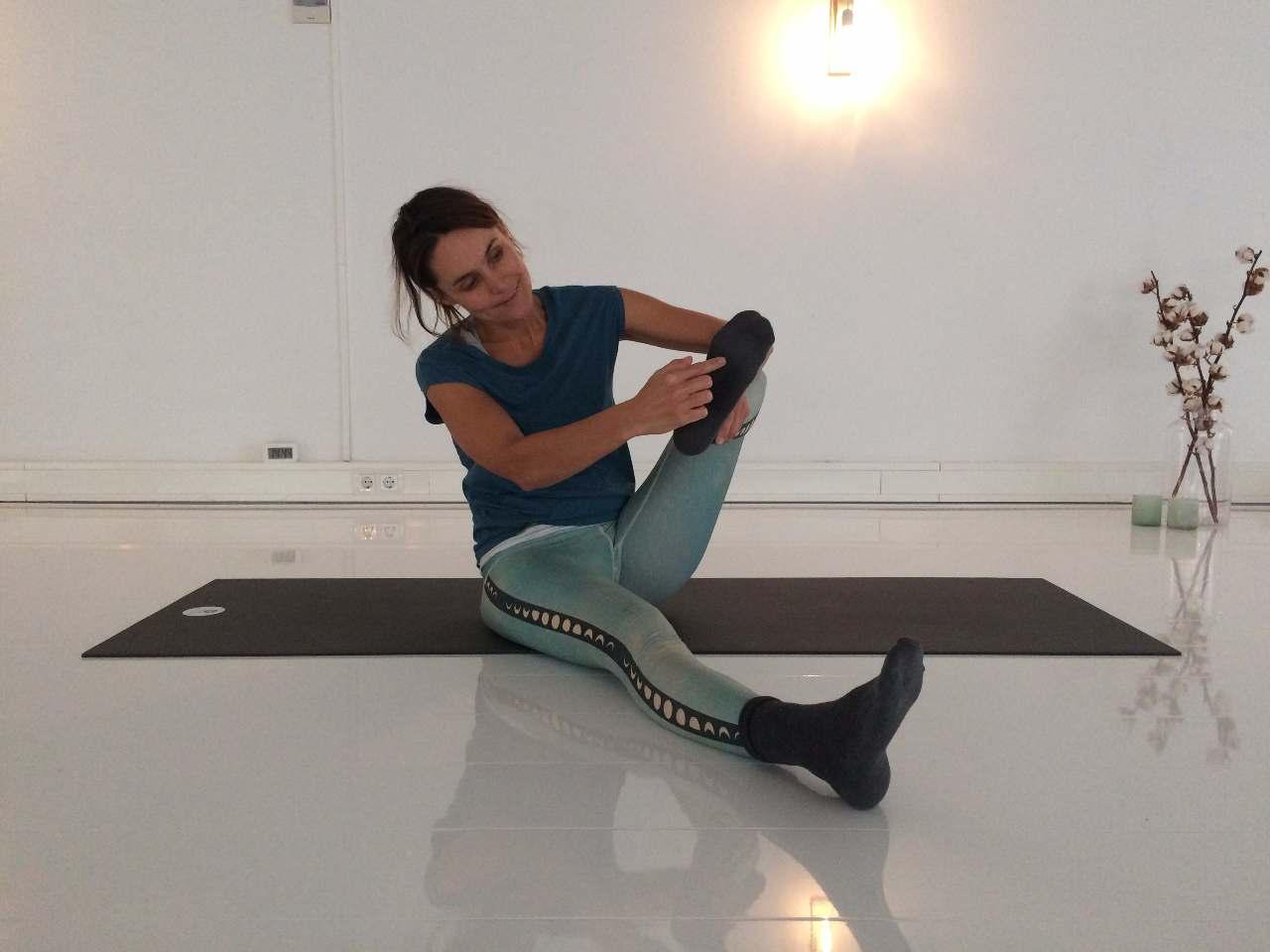 Yin Yogasessie voor de winter