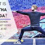 Handleiding: Wat is Hatha Yoga? En 7 redenen waarom het goed voor je is!