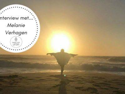 Interview met Melanie Verhagen