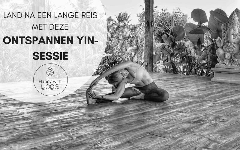 Ontspannen Yin-sessie