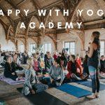 Online platform: De Happy with Yoga Academy