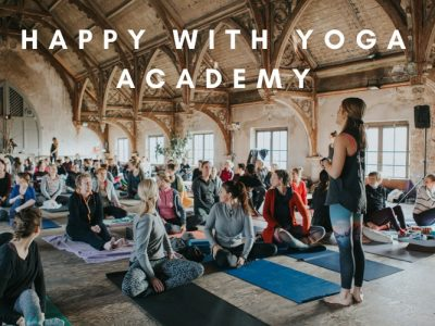 Happy with Yoga Academy