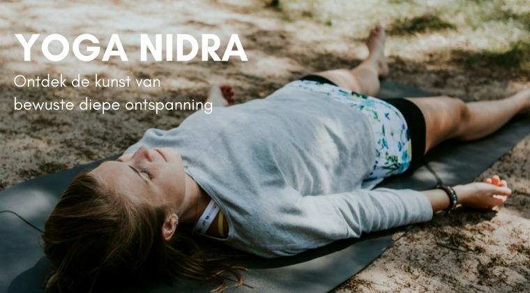 Online Yoga Nidra cursus