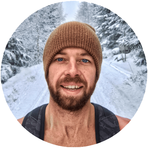 wim hof methode instructeur rolf