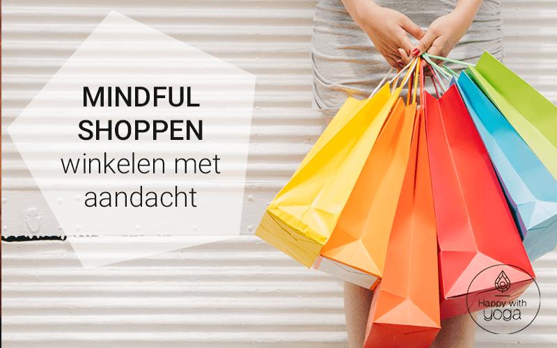 mindful shoppen