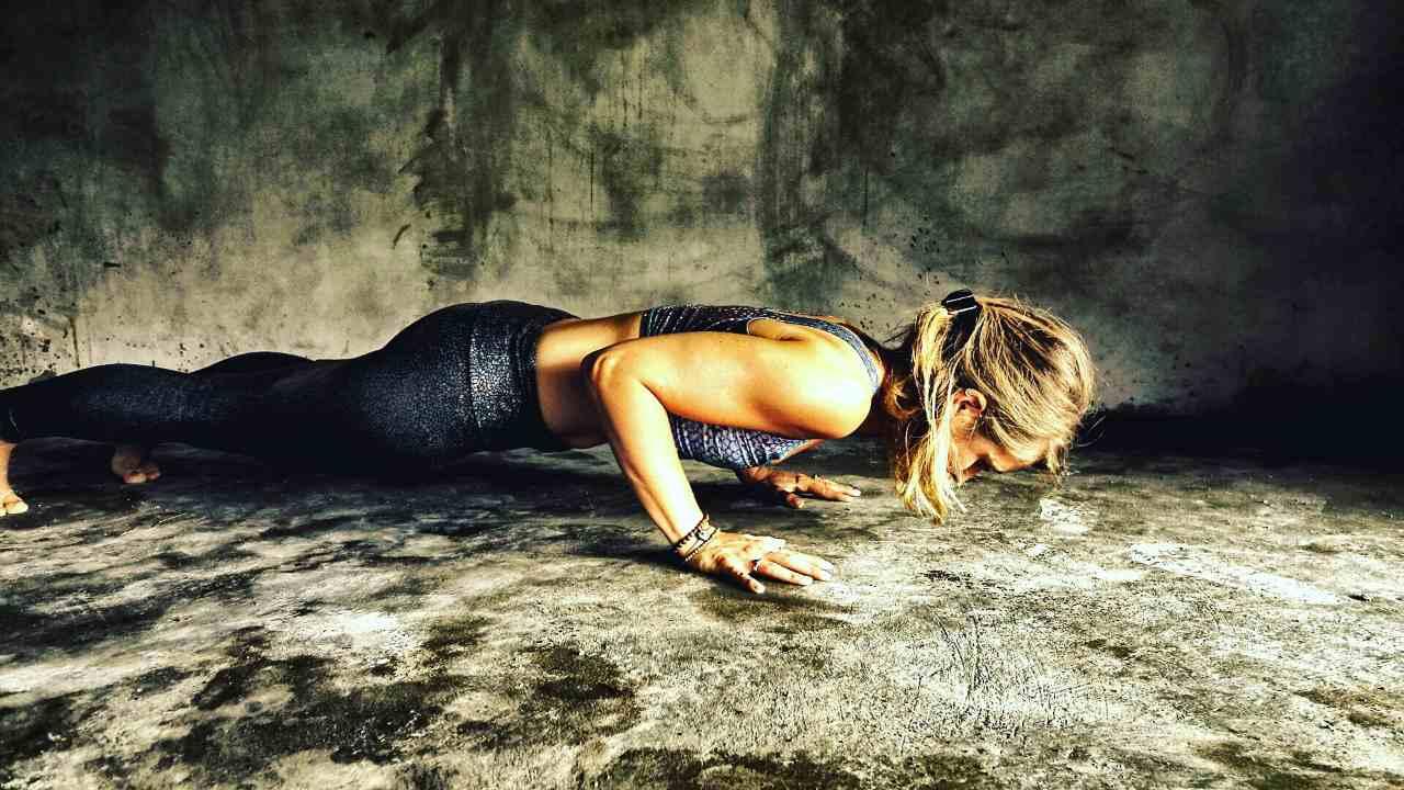 Yoga in je ochtendroutine