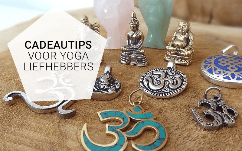 Cadeautips voor yogaliefhebbers