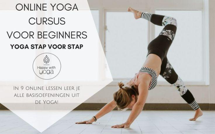 Cursus Yoga stap voor stap