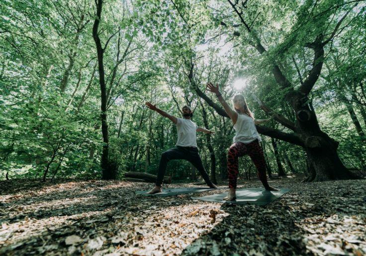met yoga beginnen