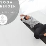 Yin yoga oefeningen achter je bureau (met filmpje!)
