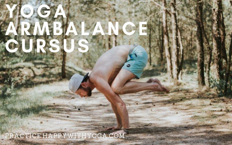 Yoga armbalance cursus