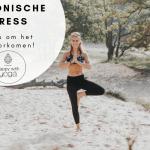 Chronische stress – 8 tips om het te voorkomen!