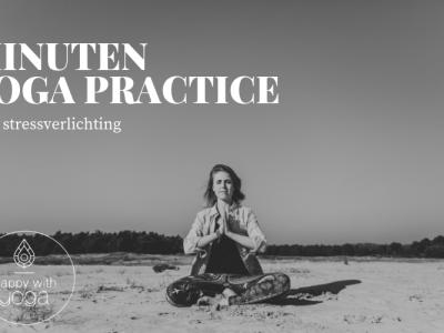 15 minuten yoga practice