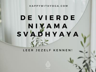 de vierde niyama svadhyaya
