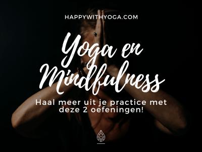 yoga en mindfulness