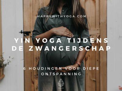 Yin yoga tijdens de zwangerschap