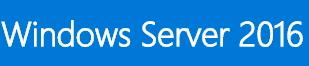 The New Windows Server 2016