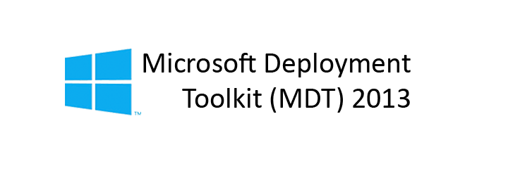 Guide: Setup Windows Deployment Services with MDT 2013