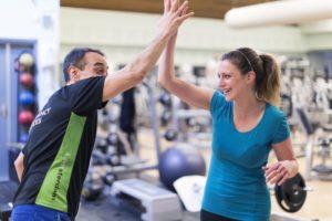 gratis fitness intake