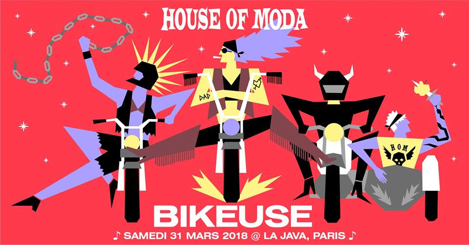 house of moda bikeuse