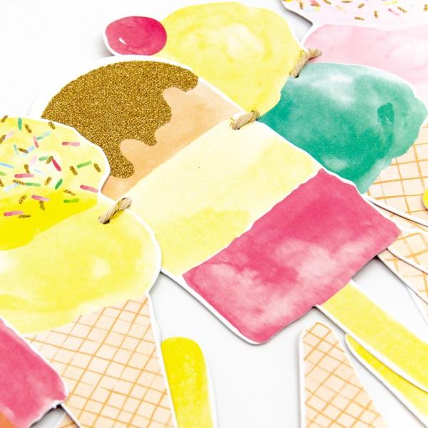 Garland ICE CREAM