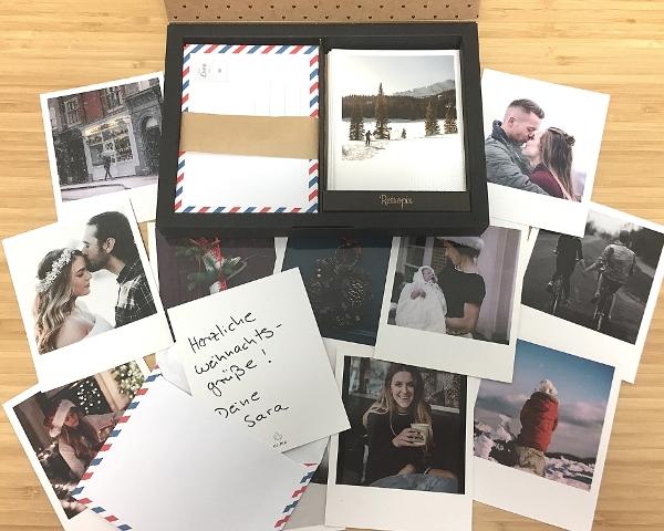 Weihnachtskarten-gestalten-ideen-fotos-retro-retropix