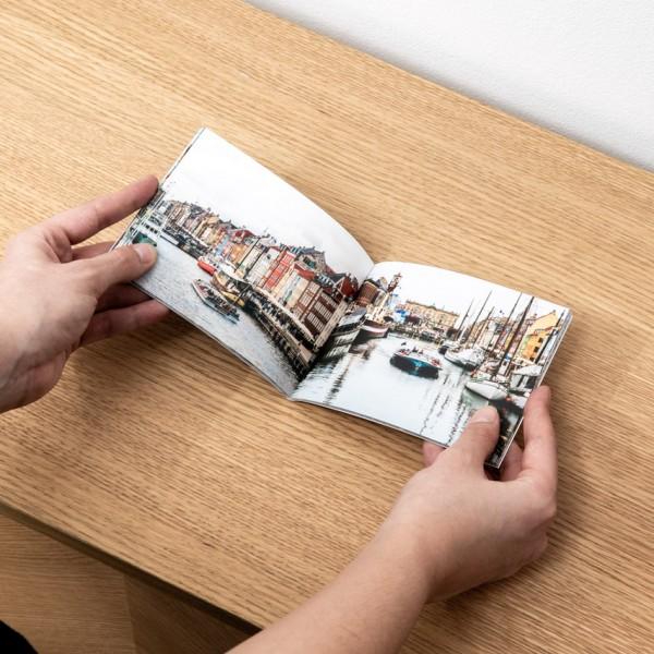 Fotobuch Old Mill Mini - 13x10 cm, Naturpapier