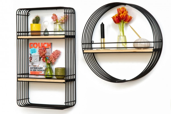 Wall Shelf Linea Round