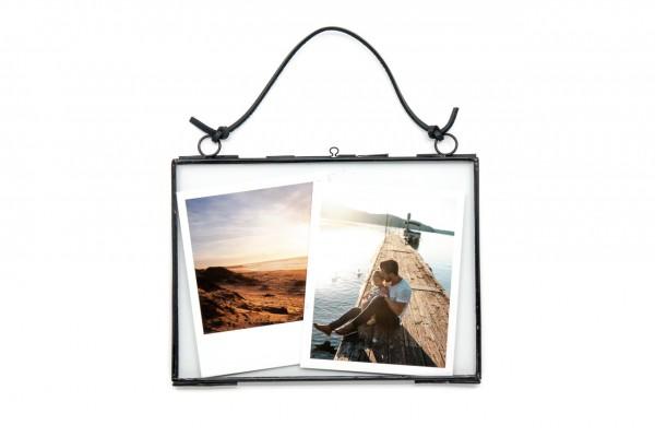Photo Frame GLASS (hanging)
