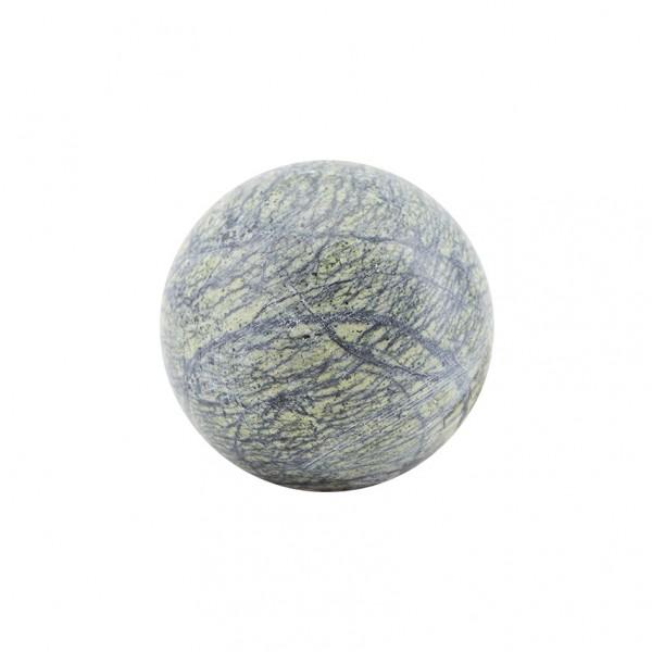 Briefbeschwerer Forest - 5 cm, Kugel, Marmor