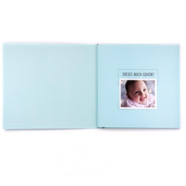 Mein erstes Buch - Babytagebuch