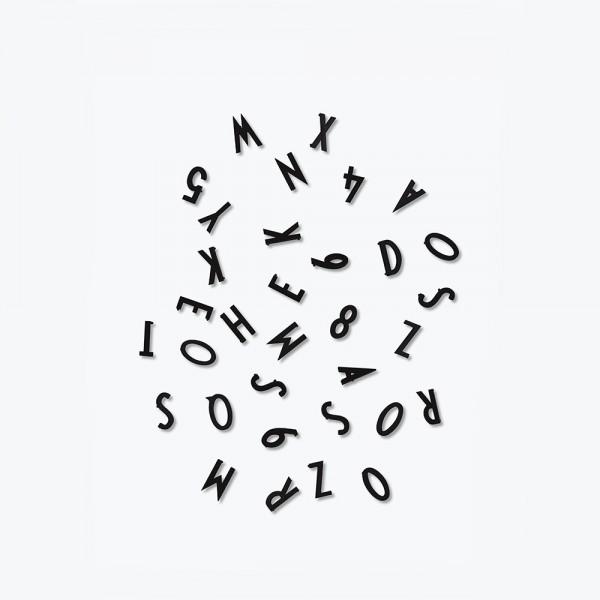 Letter Box Design Letters - Buchstaben Set