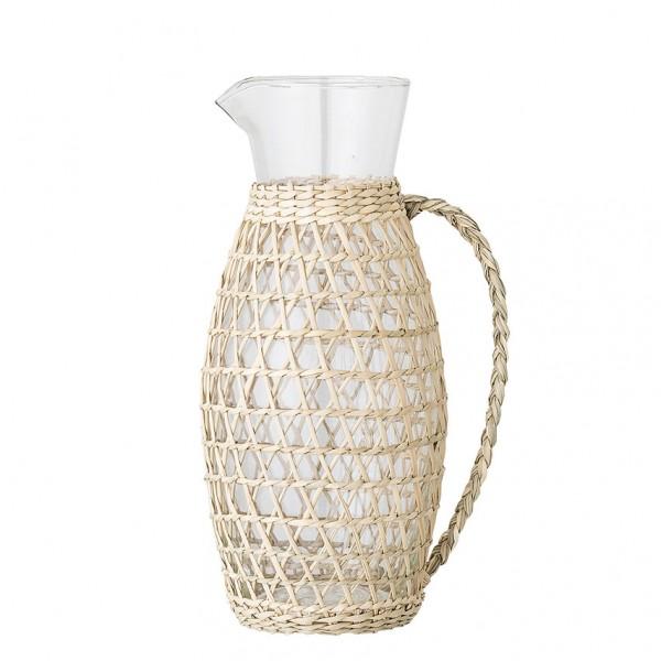 Krug Daphne - Glas/Seegras
