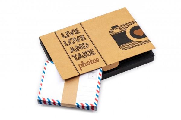 Retropix Envelopes Box