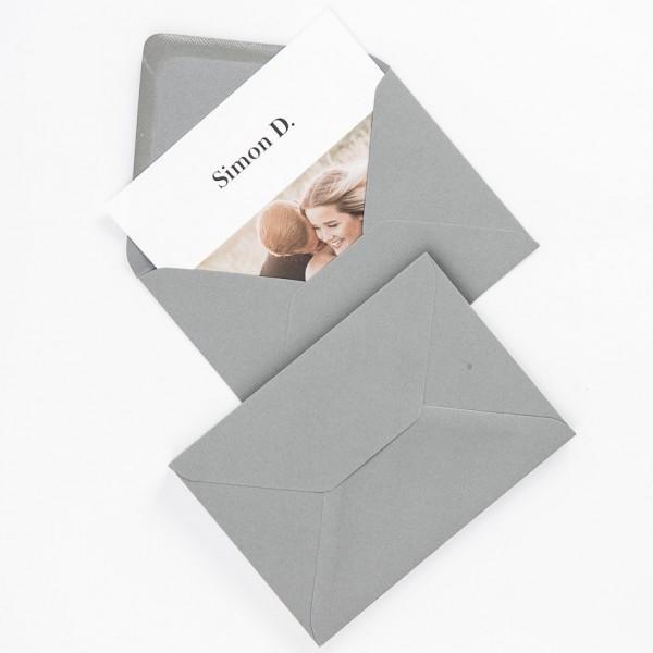 Briefumschläge - DIN C6, verschiedene Farben