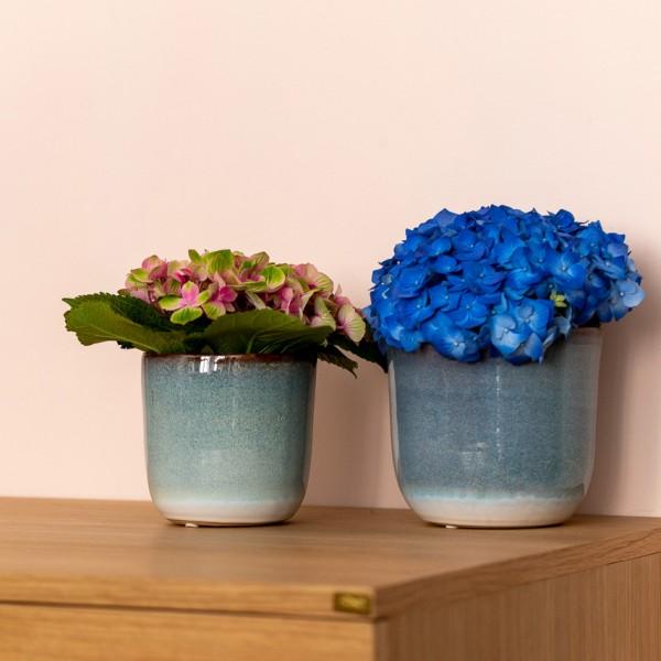 Blumentopf - 2er Set, Keramik