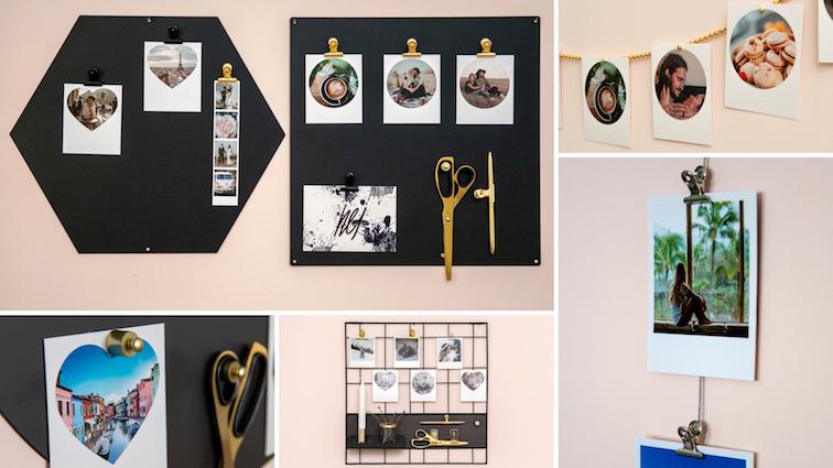 Muttertag-Geschenke-Geschenkideen-Magnete-Magnettafel-Fotoleine